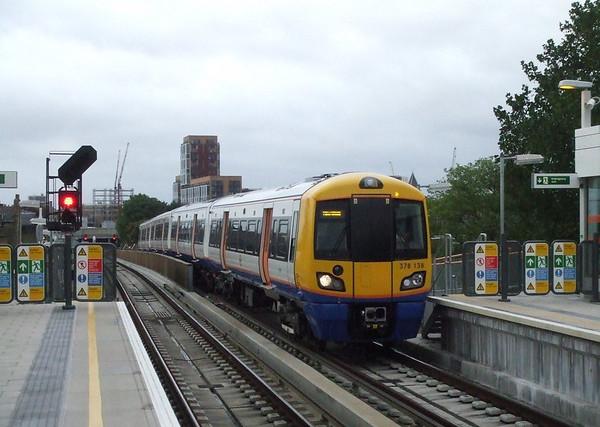 Dave's Modern DC 3rd rail EMUs