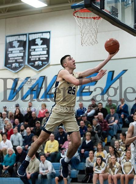 Seneca Valley vs Butler Basketball