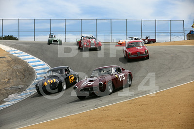 Aug09-Sunday PM Pre-Reunion 2014 Rolex Monterey Motorsport Reunion Race All Groups