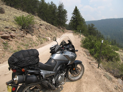 Durango-Salida Southern Colorado AT Trip  June 22-24, 2012