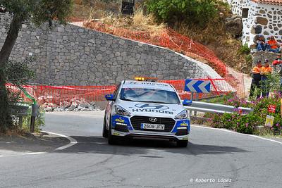 41 Rally Islas Canarias TC-SS 11 TEJEDA 2