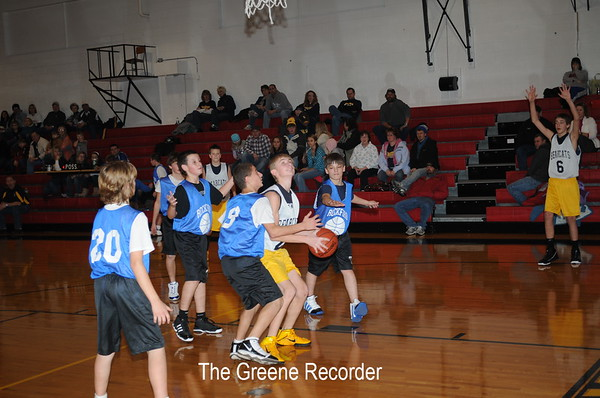 MS Boys Basketball vs Rockford