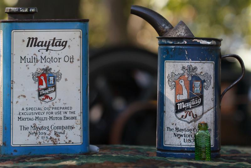 Maytag Oil??