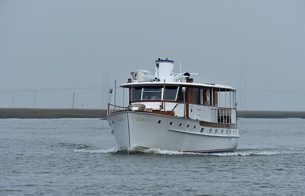 "Trumpy Yacht ""Aurora II"" 11-07-19"