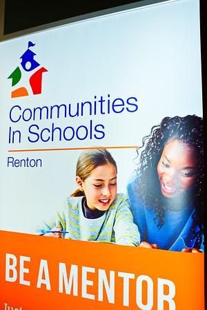 Communities In Schools Renton Dinner 2017