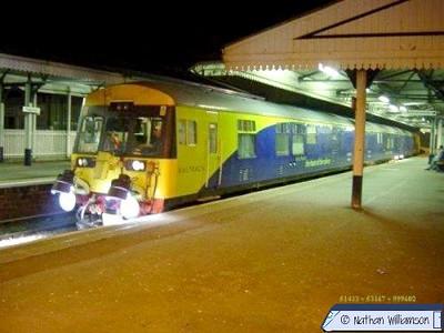 2003 - Network Rail