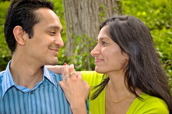 Amar Engagement Portraits