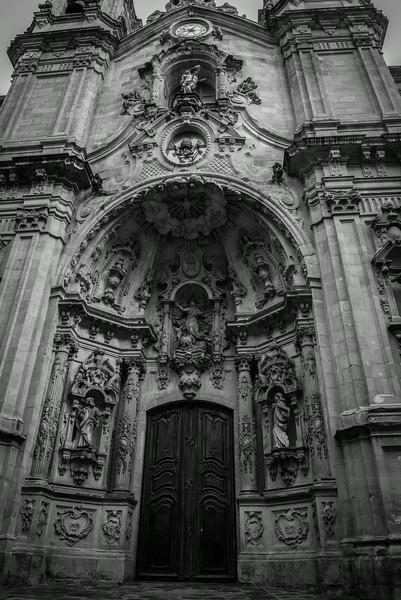 Building Facade in San Sebastian
