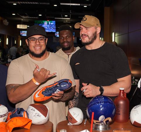 Broncos Draft Partys