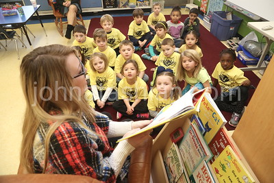 Dr Seuss Reading Day - March 7, 2017