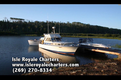 Isle Royale Charters