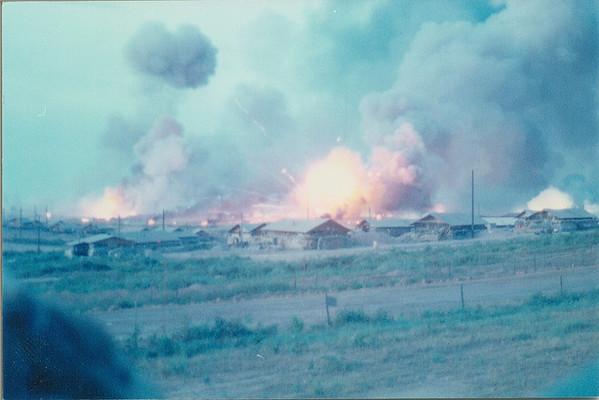 Mike Preston - Dong Ha Ammo Dump 03 Sept 67