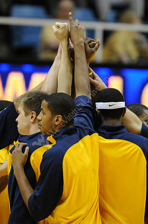 25885 Men's Basketball vs. Notre Dame