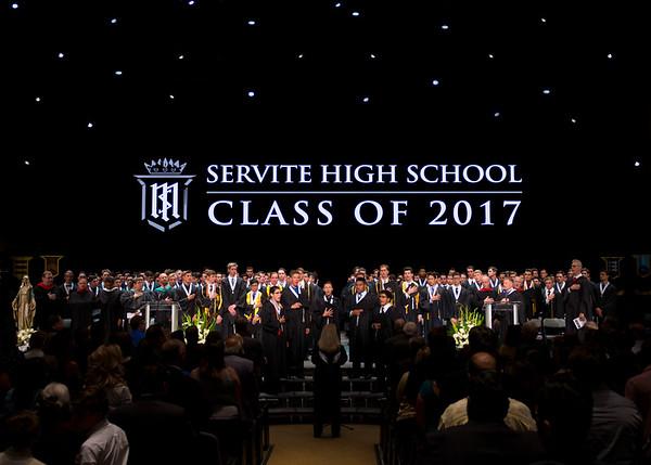 Servite Graduation 2017