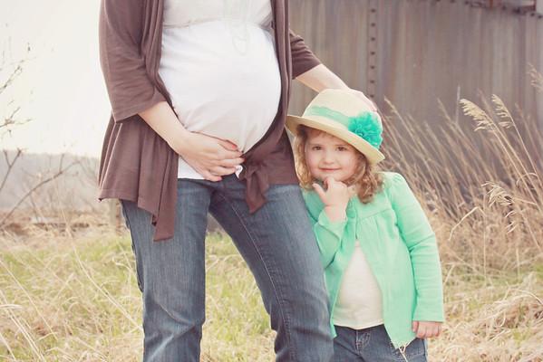 Kayla {Maternity}