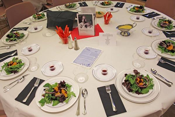 Kosher Soul Food Shabbat Dinner - January 2015