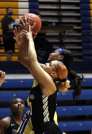 VU Women's Basketball vs Rend Lake 3/22/21