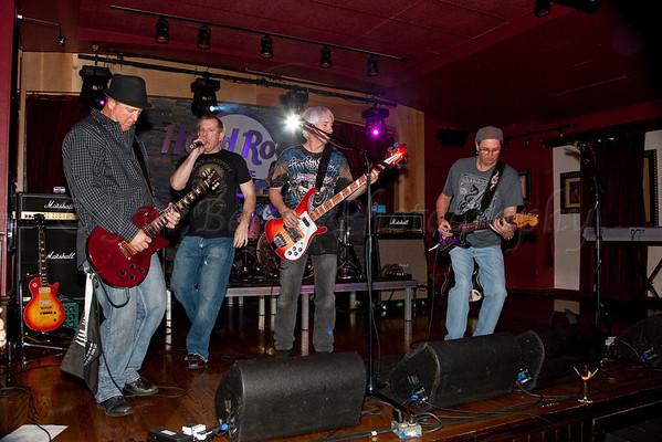 Switchkick At the Hard Rock
