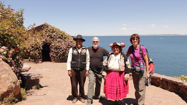 2018 - Pérou Micheline et Luc
