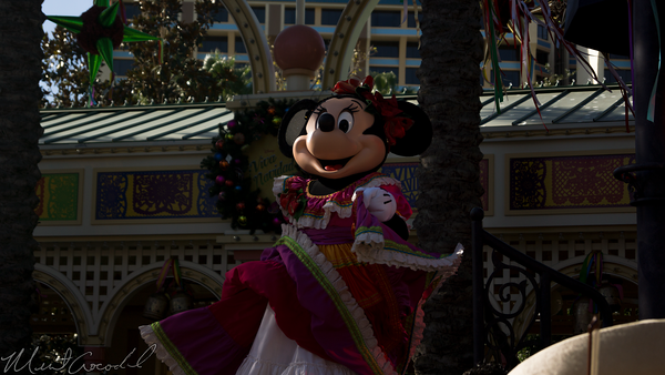 Disneyland Resort, Disneyland, Christmas, Holiday, Holidays, Christmas Time, Disney California Adventure, Paradise Pier, Paradise, Pier, Viva Navidad, Viva, Navidad, Elena, Avalor, Elena Of Avalor