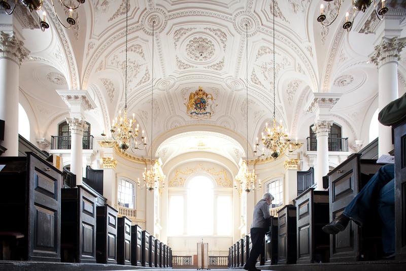 Saint Martin in the Fields church, London, England, United Kingdom
