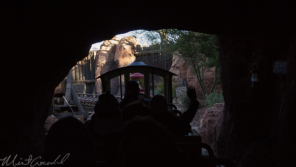 Disneyland Resort, Disneyland, Frontierland, Big Thunder Mountain Railroad, Big Thunder, New, Entrance