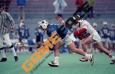 1986-1987 Men's Lacrosse