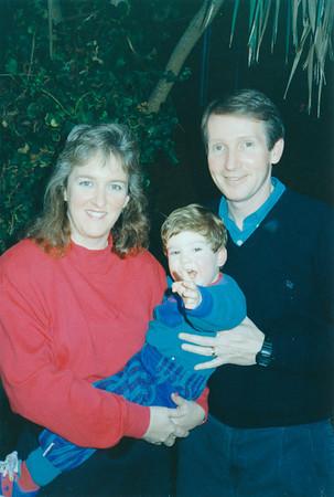 1992 Scott's 2nd year