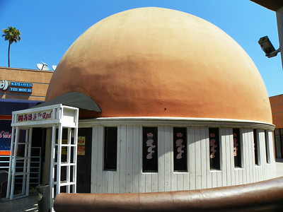 L.A., Brown Derby