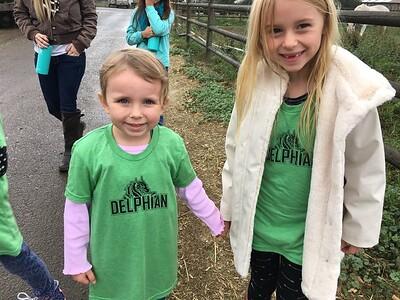 Lower School Field Trip to Forest Glen Oaks Dairy