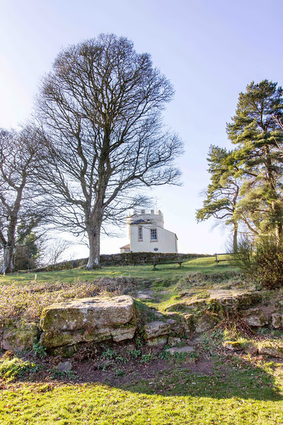 The Kymin Round House & Naval Temple at Monmouth 73