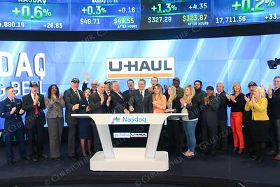 U-Haul & United War Veterans Council