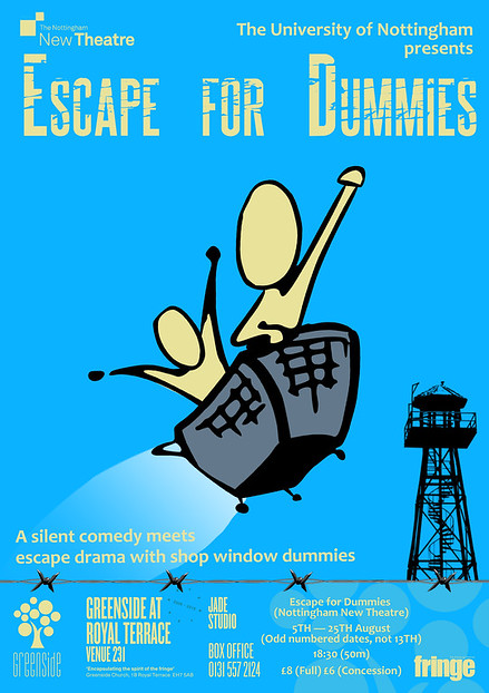 Escape for Dummies poster