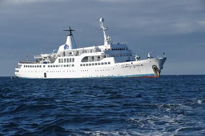 5-24-2018 MV Galapagos Legend & San Cristobal Center