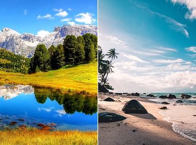 Mountains & Beaches 2020