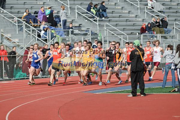 Men's 3000M - 2012 Grand Rapids Open