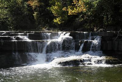 Taughannock Falls, New York State