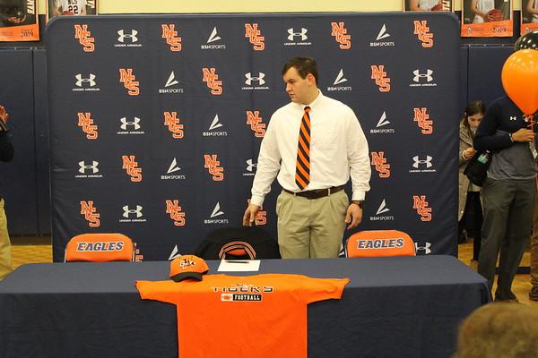 Hayden Jarrell Signing