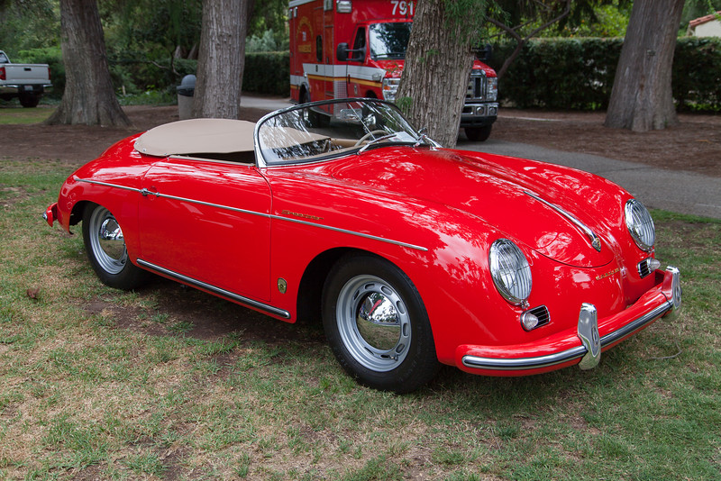 1956 Porsche 356 Speedster - Sierra Madre Collection