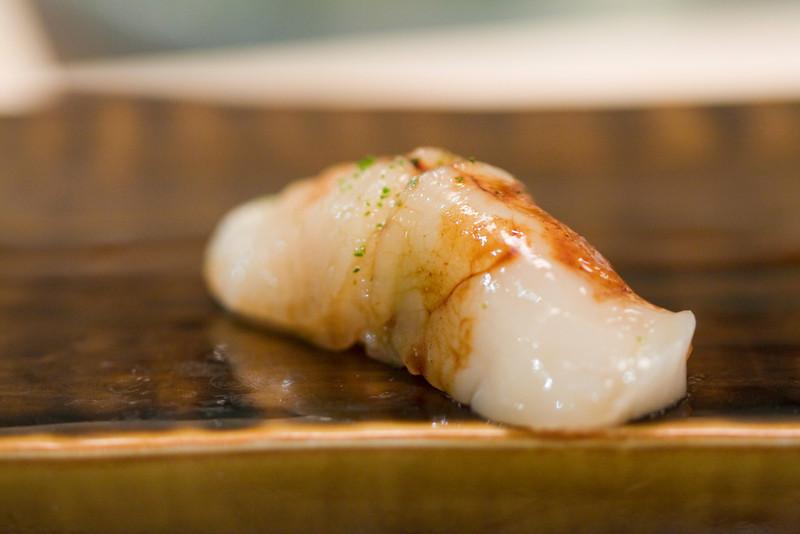 Course #10: Sushi Sushi #16: Scallop