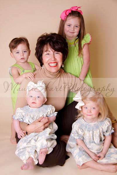 Clayton Family