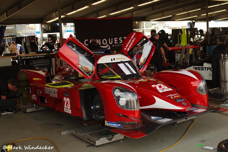 Alianza/Gilbert Motorsports Norma M30