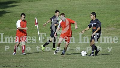 Creswell vs Stars - Sept 27, 2009