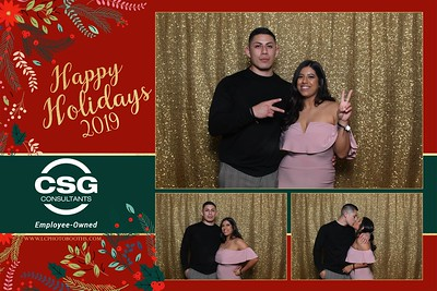 CSG Holiday Party 2019