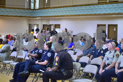 4/8/17 North Tenneha Church Of Christ Hosts Bridge The Gap: First Responders & The People by Kevin Hampton