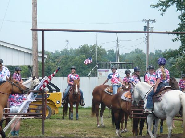 Benton County Fair Horse and Pony Show
