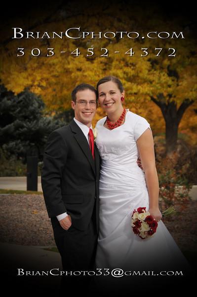 Rachel and Andrew