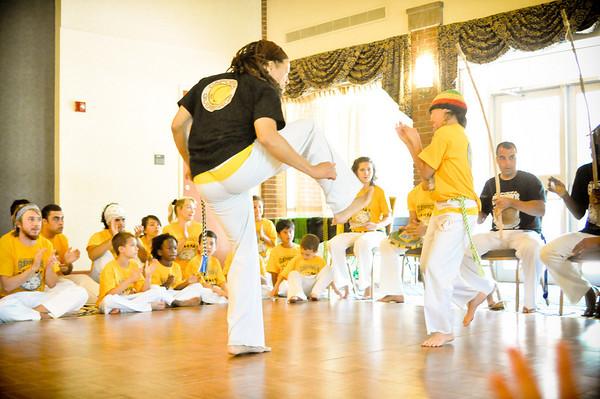 2011 Capoeira Orlando Batizado