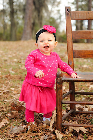 Taylor. Nine months.