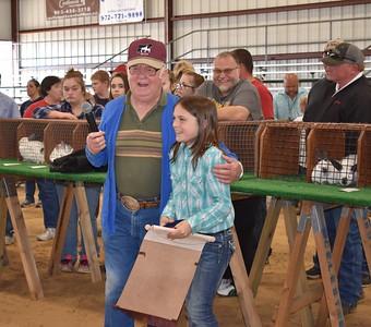 Hunt County Fair 2018: Market Fryers